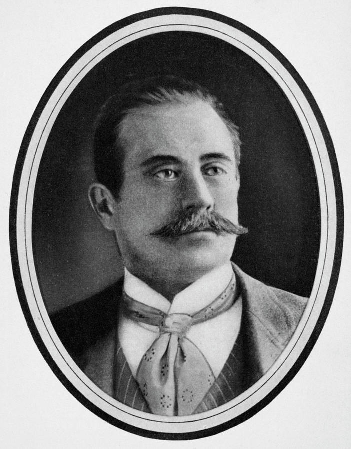 19th Century Photograph - Stanford White (1853-1906) by Granger