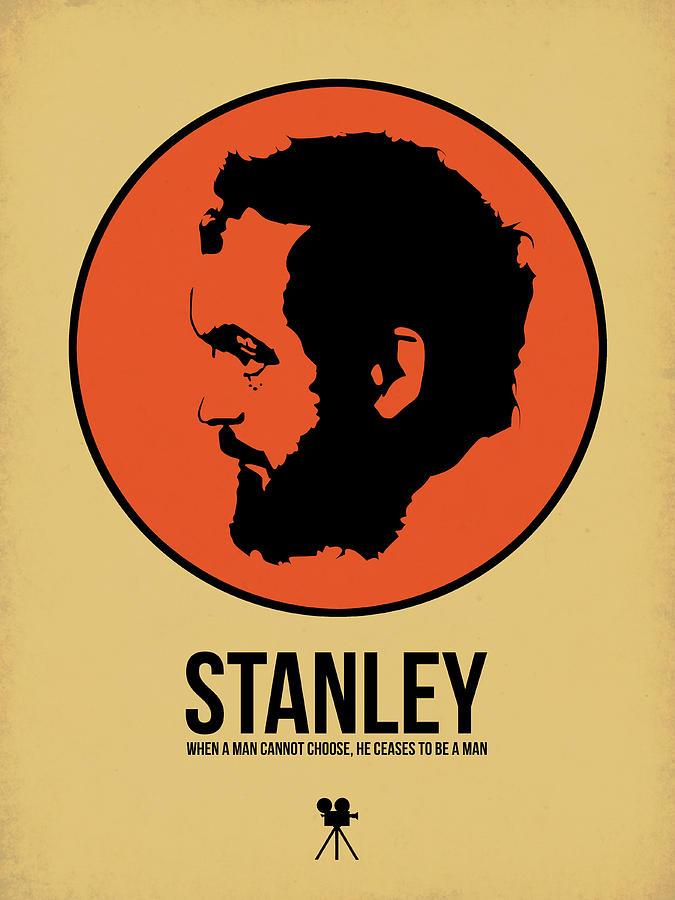Movie Digital Art - Stanley Poster 2 by Naxart Studio