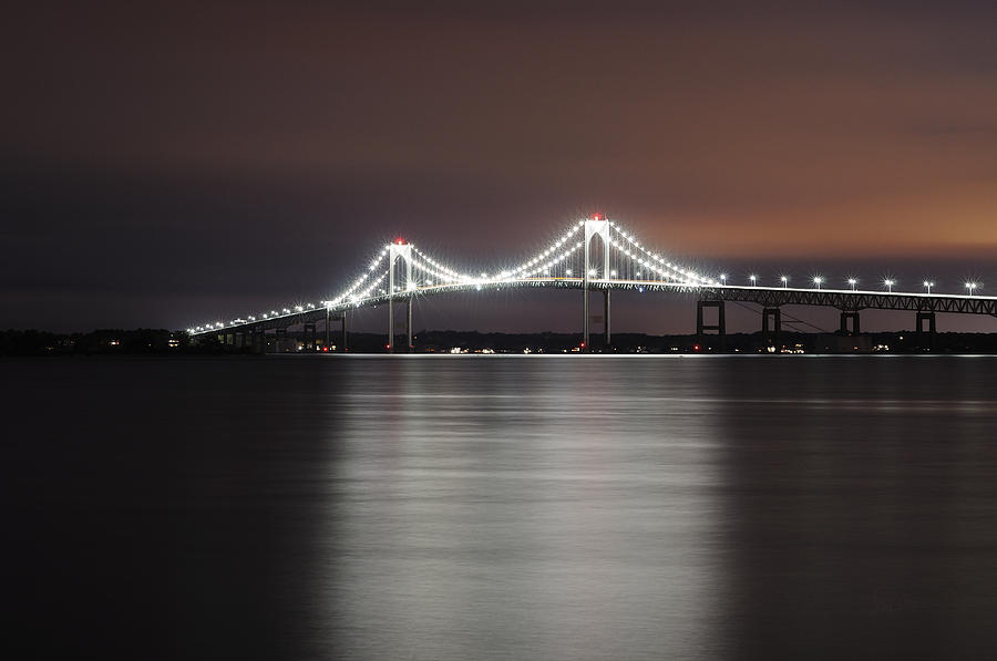 Newport Photograph - Stargazing In Newport by Luke Moore