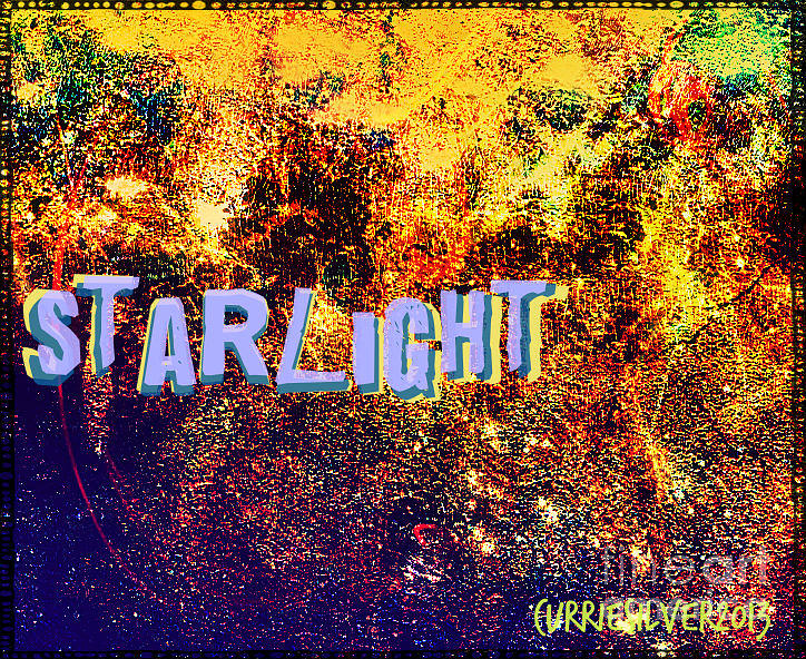 Starlight Digital Art by Currie Silver