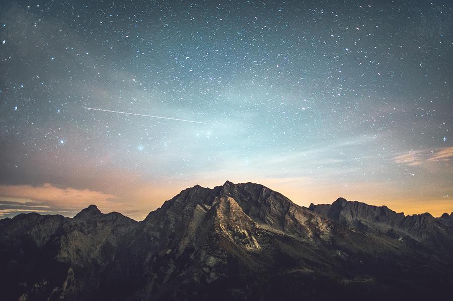 Starry night Photograph by Oleh_Slobodeniuk