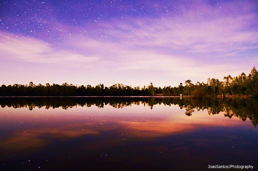 Night Photograph - Stars by Joao Santos