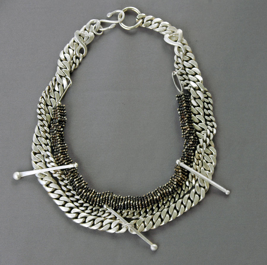 Jewelry Jewelry - Statement Necklace by Mirinda Kossoff