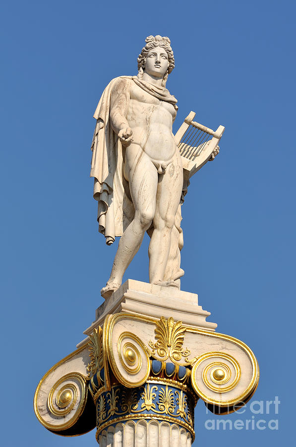 apollo statue - photo #34