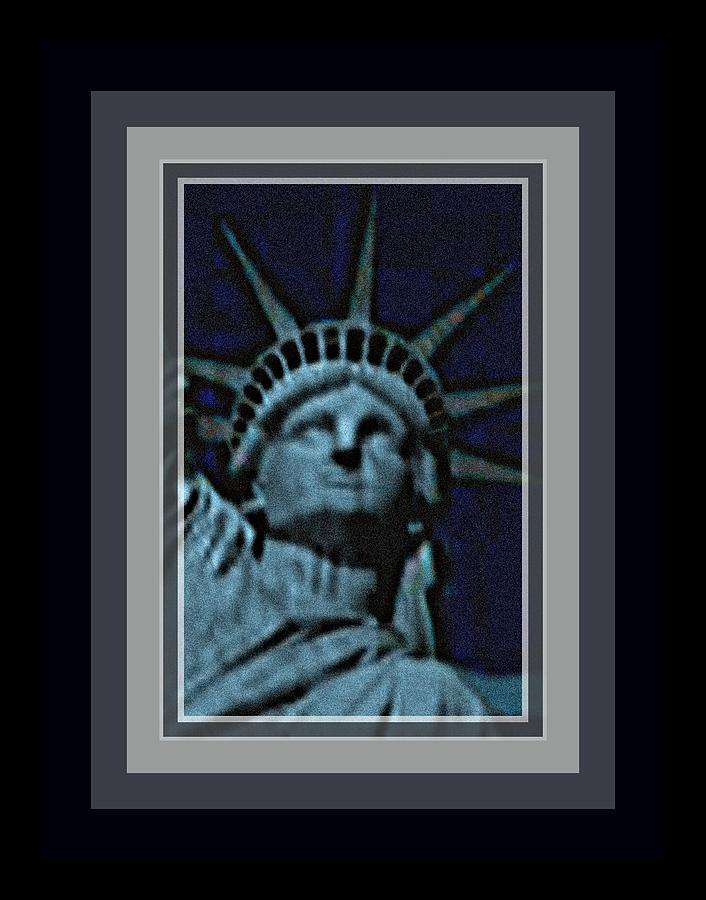 Statue Of Liberty Photograph - Statue Of Liberty 1 by Tracie Howard