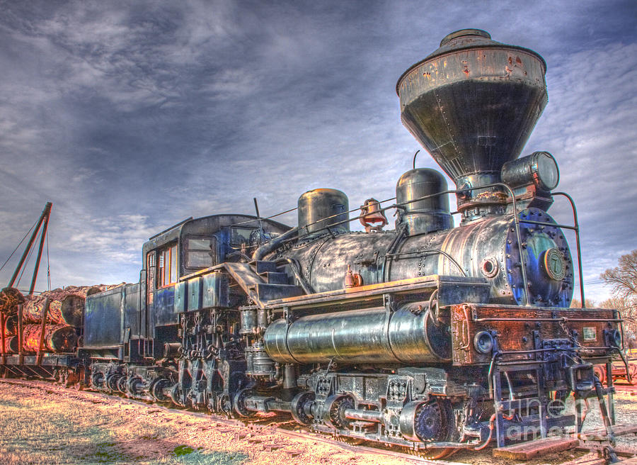 Steam Engine 7 by Katie LaSalle-Lowery