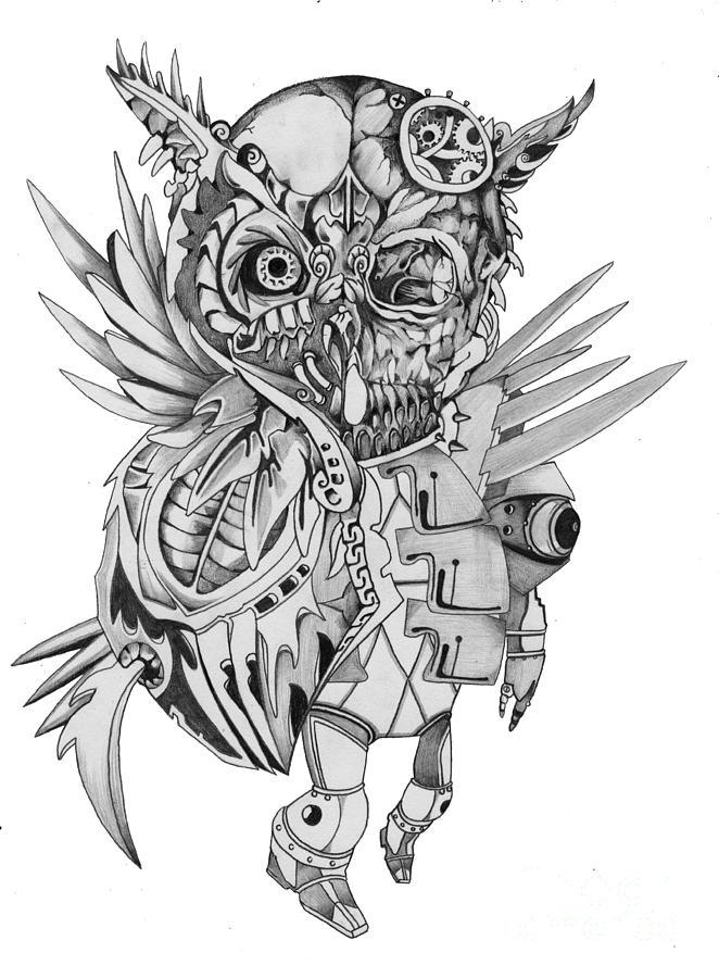 Steampunk Animal Drawing | www.pixshark.com - Images