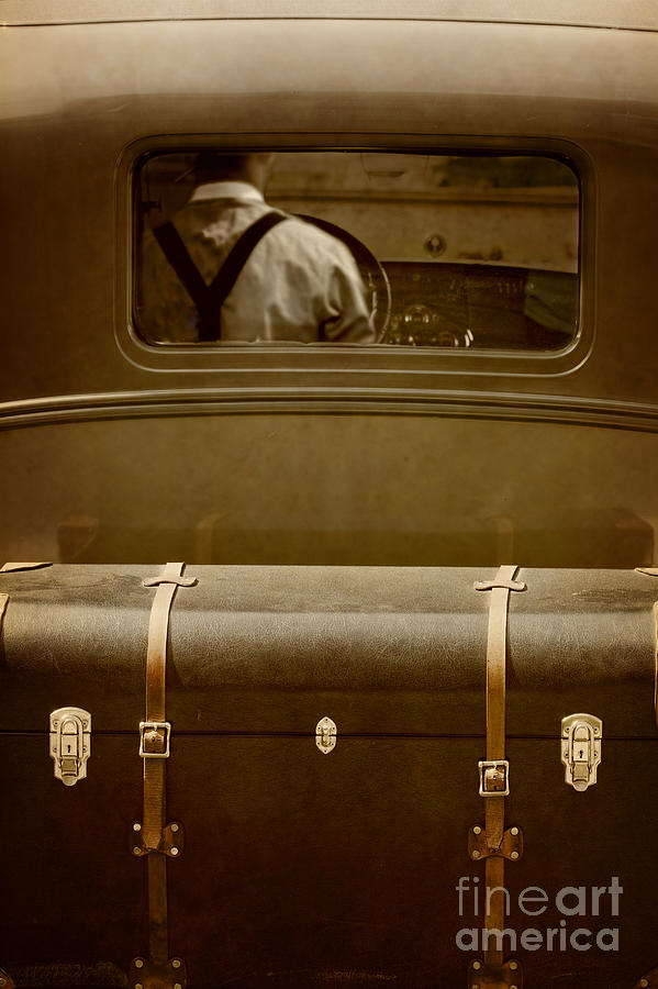Steerage Photograph by Margie Hurwich