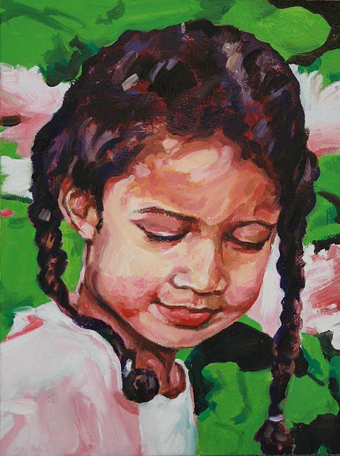 Stella Bella Painting by Wendell Wiggins