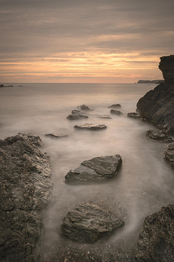 Wales Photograph - Stepping Stones To Oblivion by Andy Astbury