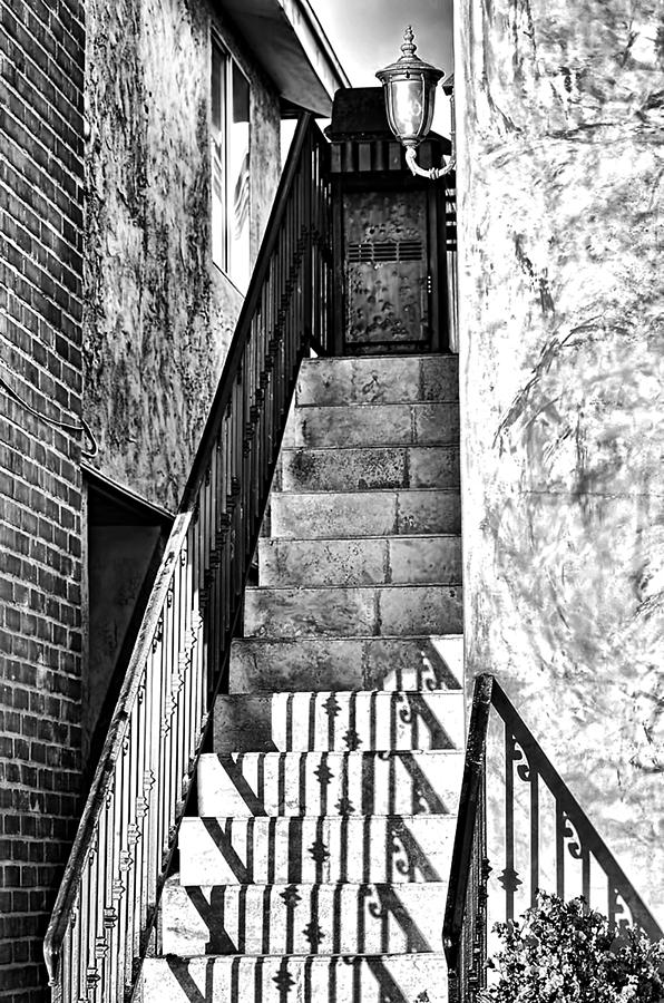 Step Photograph - Steps by Camille Lopez