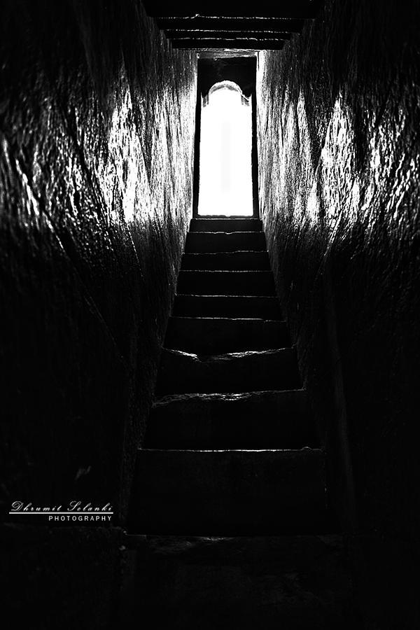 Steps Photograph by Dhrumit Solanki