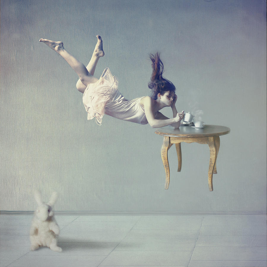 Floating Photograph - Still dreaming by Anka Zhuravleva