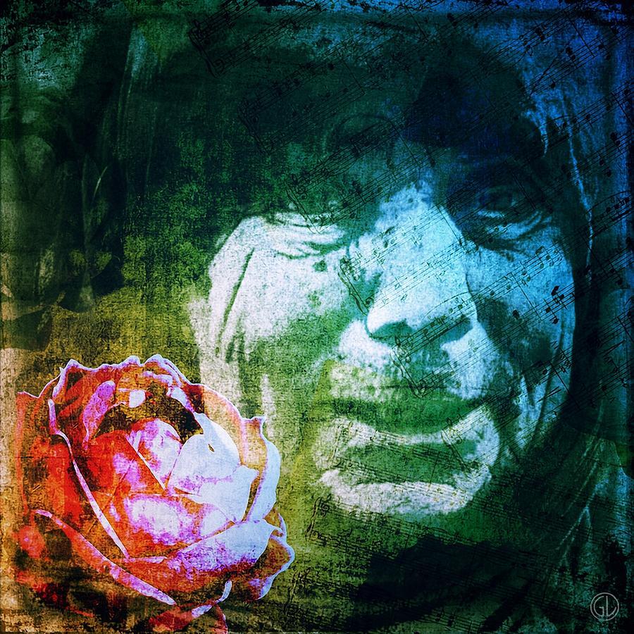 Woman Digital Art - Still I Remember... by Gun Legler