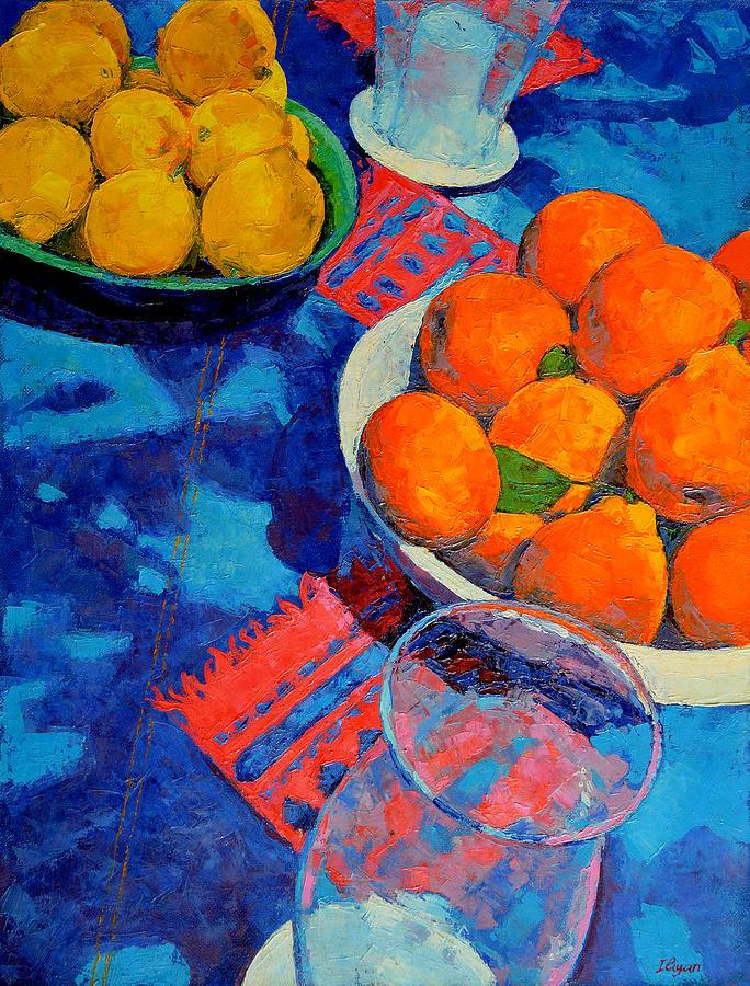 Still Life Painting - Still Life 2 by Iliyan Bozhanov