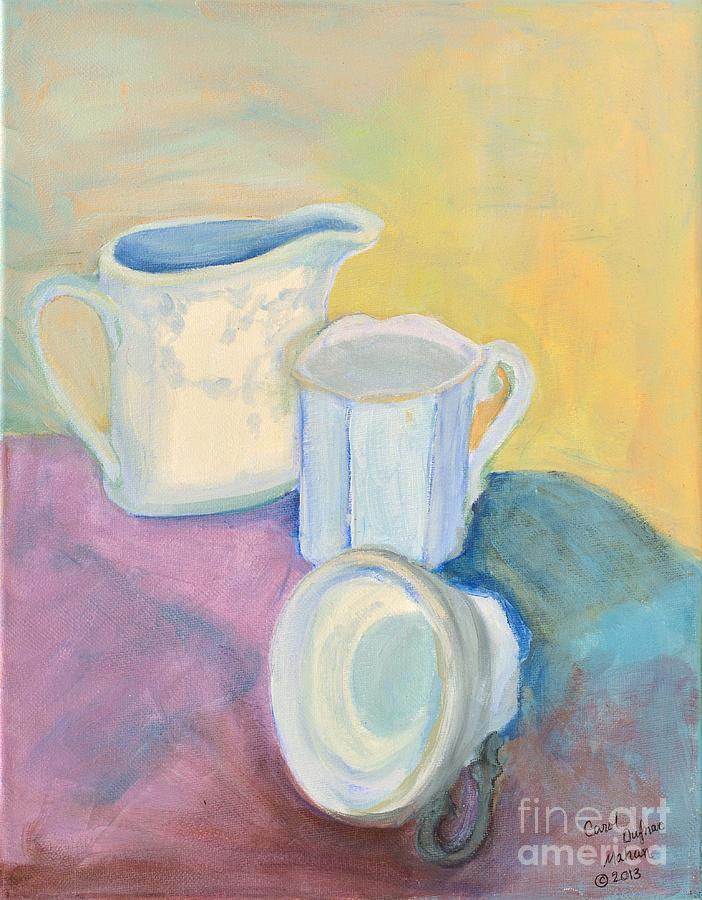 Still Life by Carol Oufnac Mahan