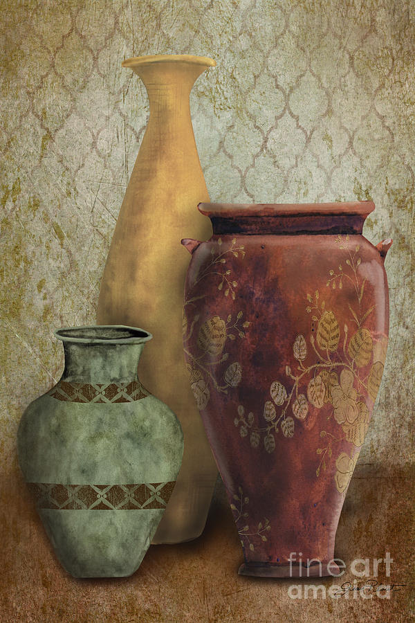 Jean Plout Painting - Still Life-g by Jean Plout