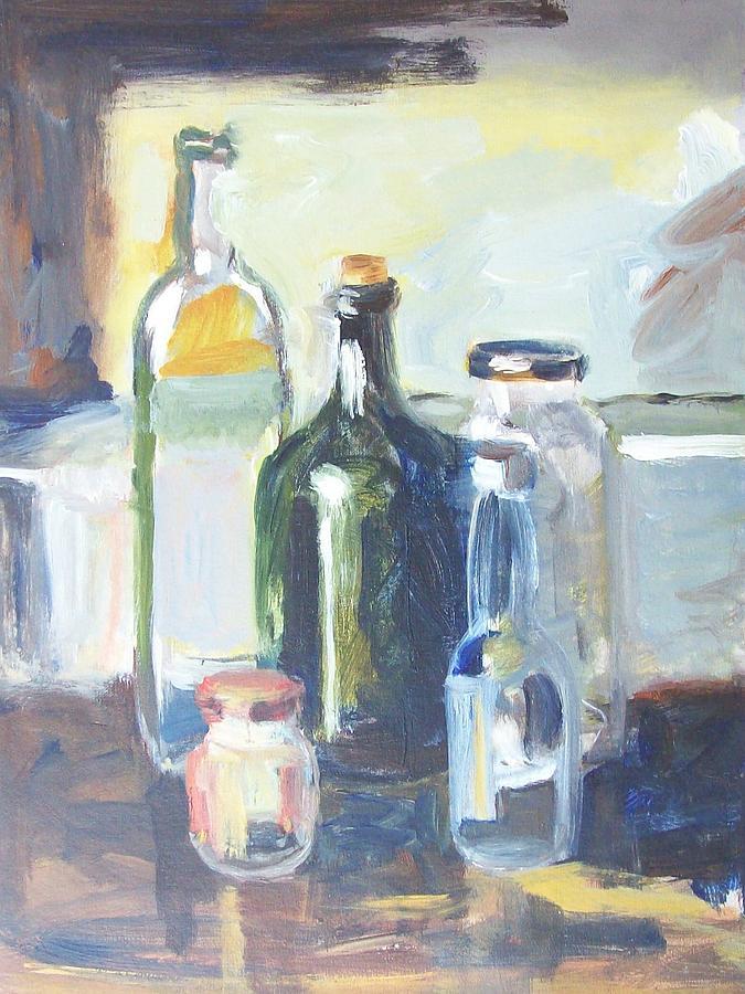 Still Life Painting - Still Life by Mary Adam