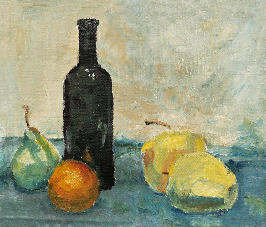Still Life Painting - Still Life - Study by Masha Batkova