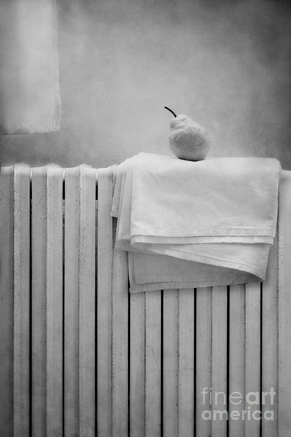 Still Life Photograph - Still Life With Pear by Diana Kraleva