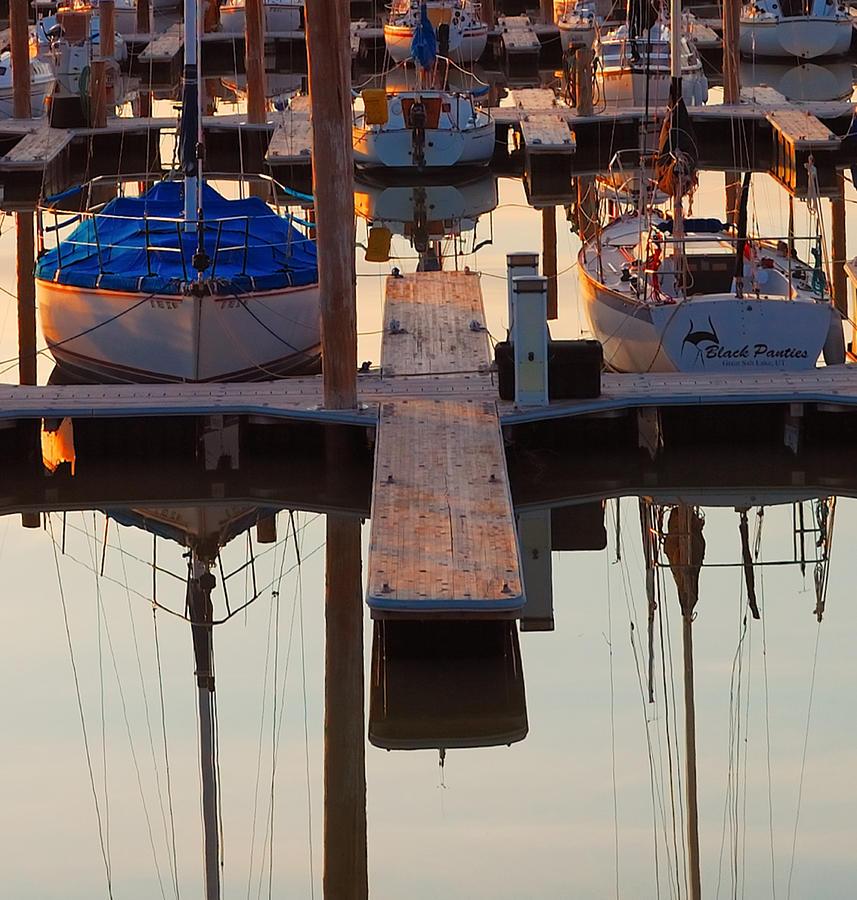 Sailors Photograph - Still Sailing by Steven Milner