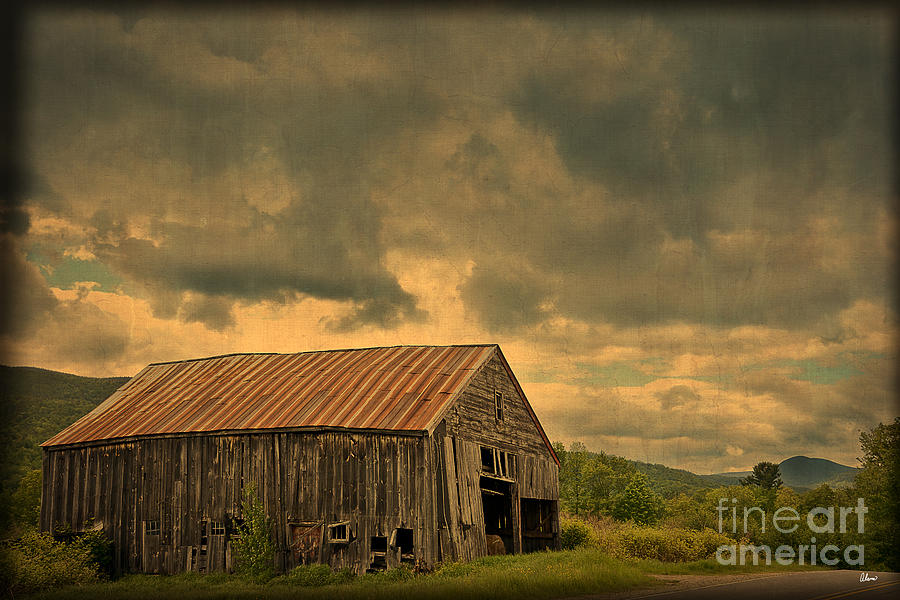 Old Photograph - Still Standing by Alana Ranney