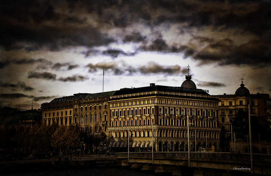 Stockholm Photograph - Stockholm V by Ramon Martinez