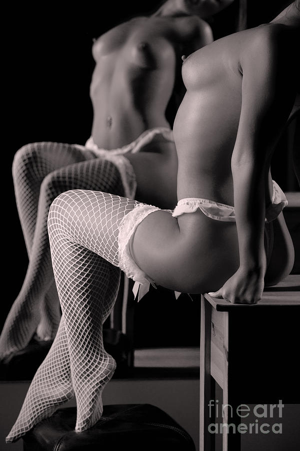 Model photography stockings by ilias agiostratitis