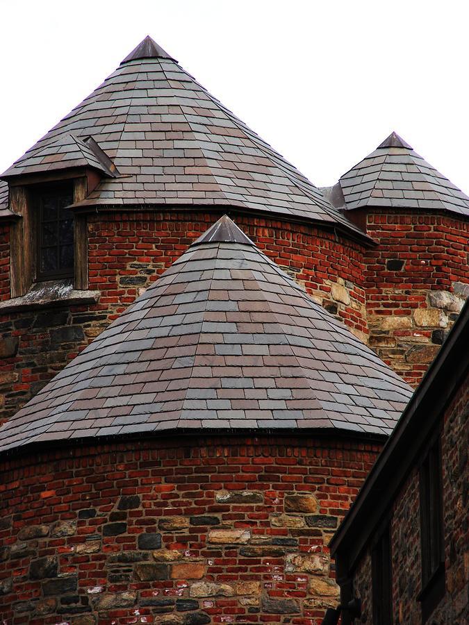 Stone Barns Photograph