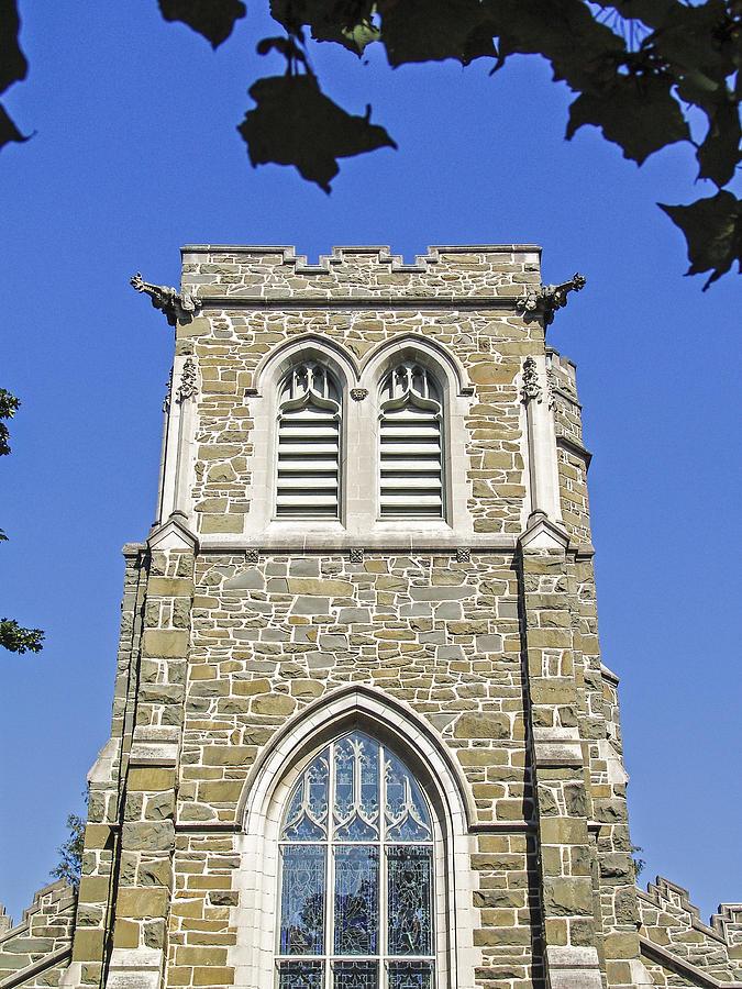 Gothic Church Photograph - Stone Gothic Church by Eric Swan