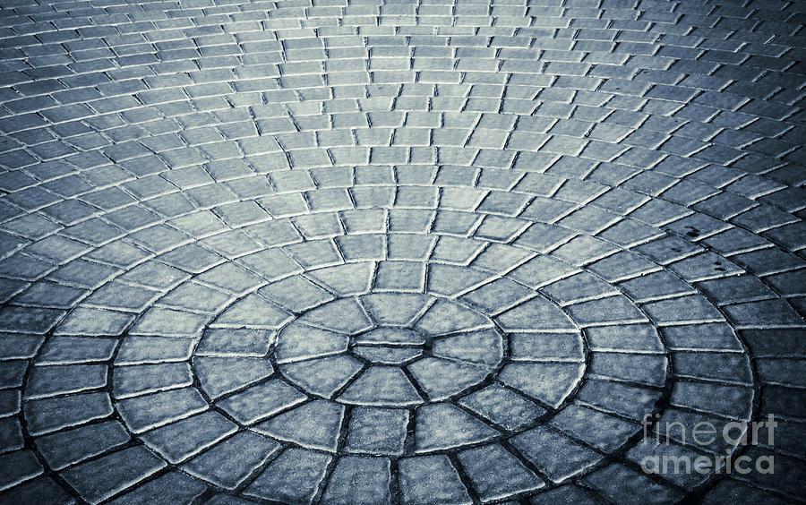 Stone Walk by Terri Creasy