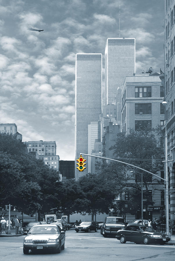 9-11 Photograph - Stop by Mike McGlothlen