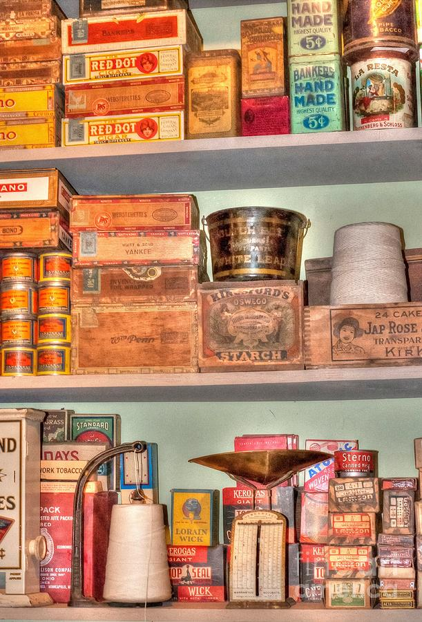 General Store Photograph - Store - General Store by Liane Wright