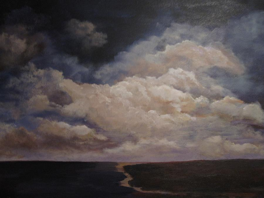 Storm Brewin' by Connie Pearce