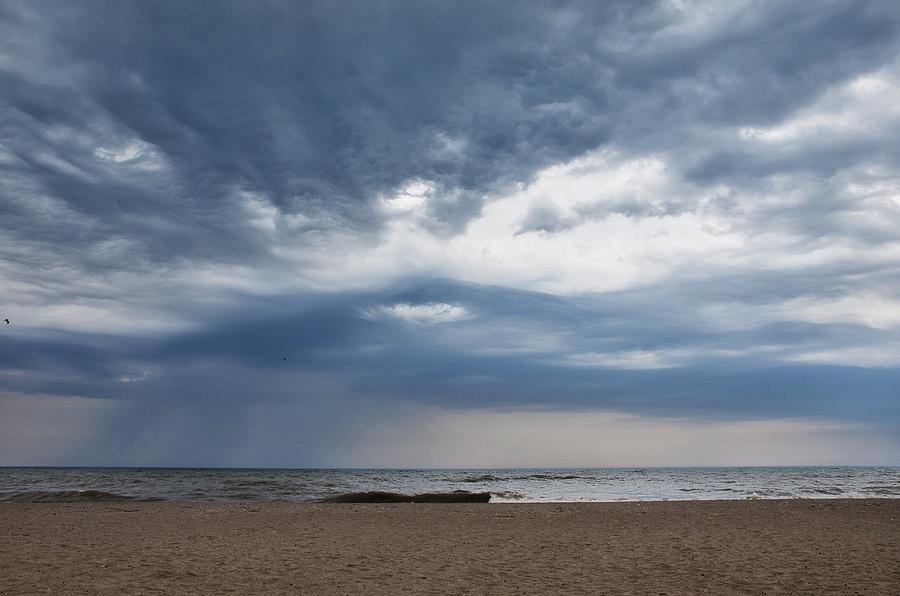 Storm Photograph - Storm Clouds by Nikki Watson    McInnes
