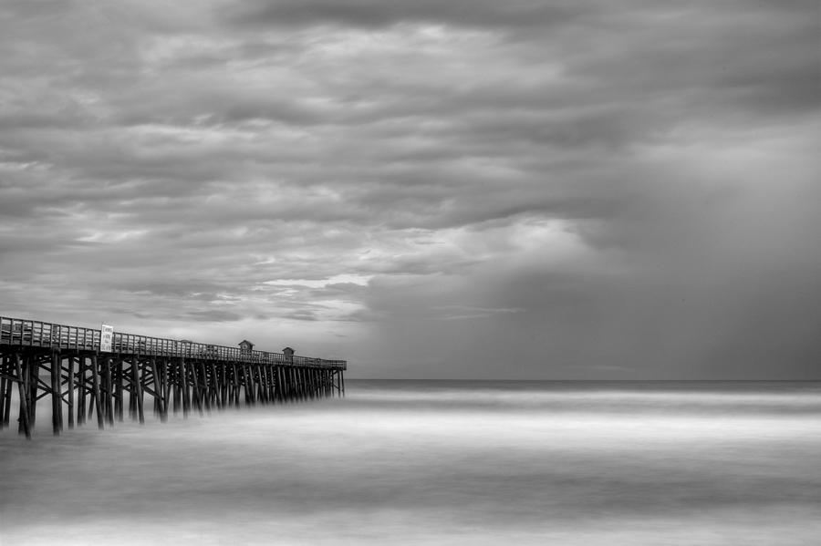 Wood Photograph - Storm by David Mcchesney