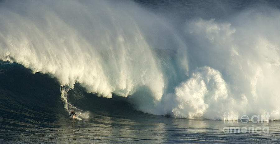 Extreme Sports Photograph - Storm Front by Bob Christopher
