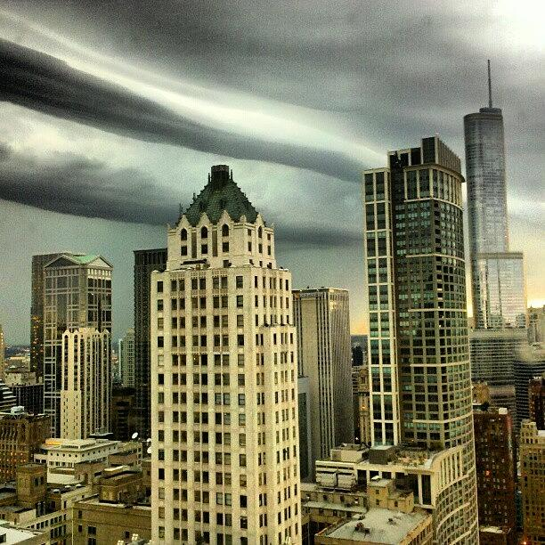 Storm Front Photograph by Jill Tuinier