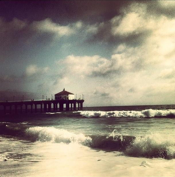 Beach Photograph - Storm  by Natalya Karavay