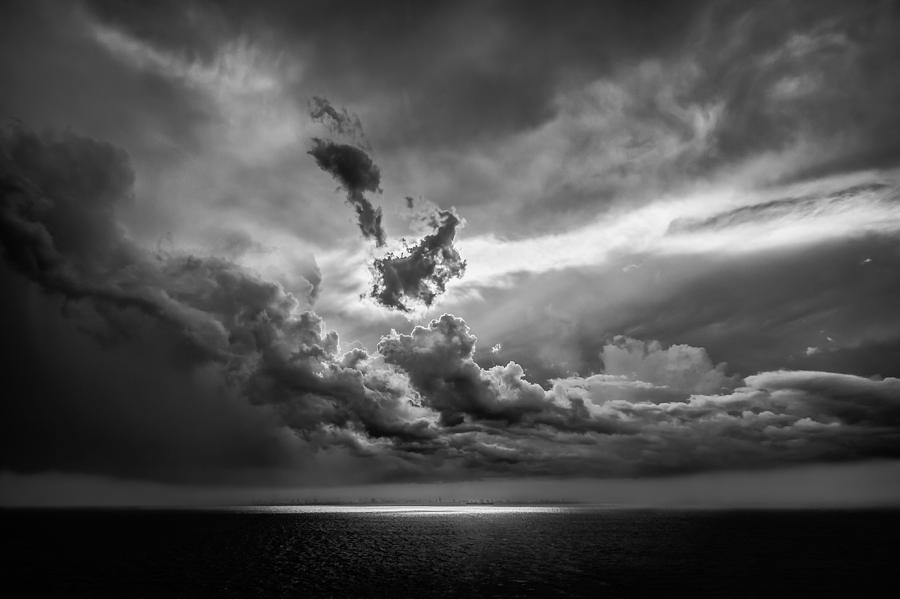 Storm Brewing by Maria Robinson
