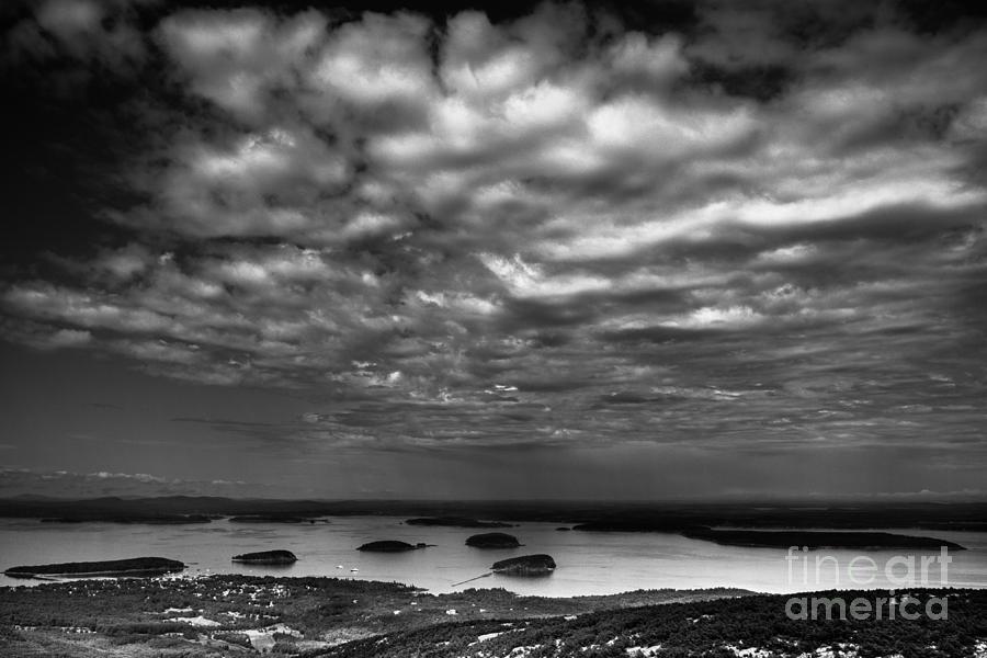 Storm Passes - Bar Harbor Photograph
