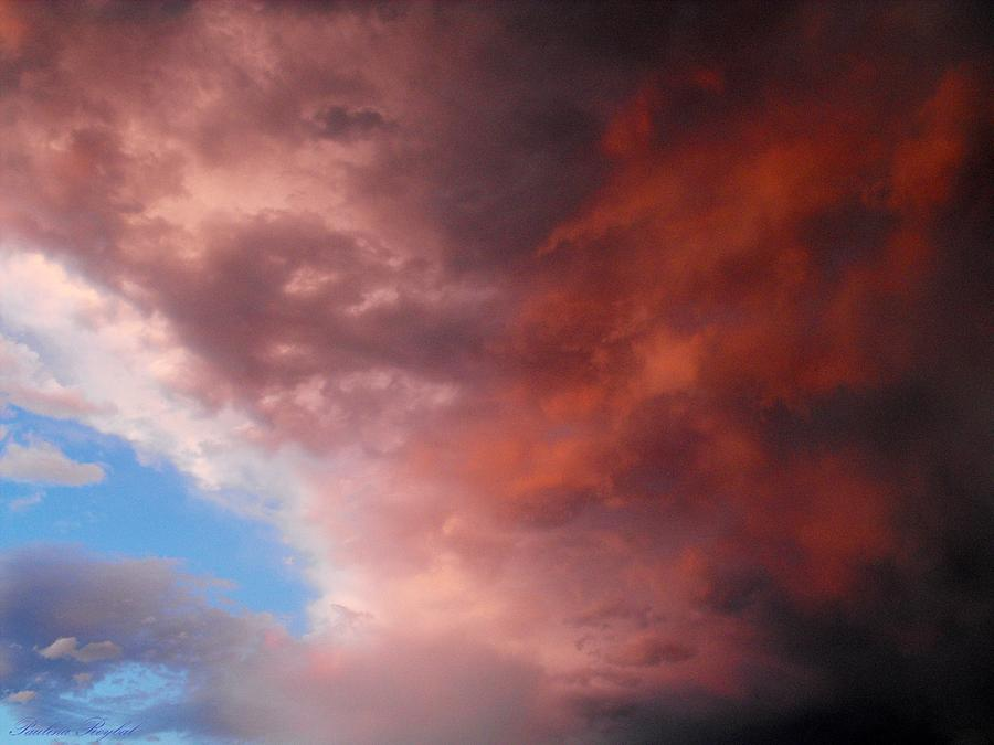 Clouds Photograph - Storm by Paulina Roybal
