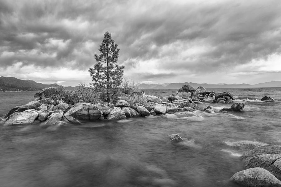 Horizontal Photograph - Storm Runs Through by Jon Glaser