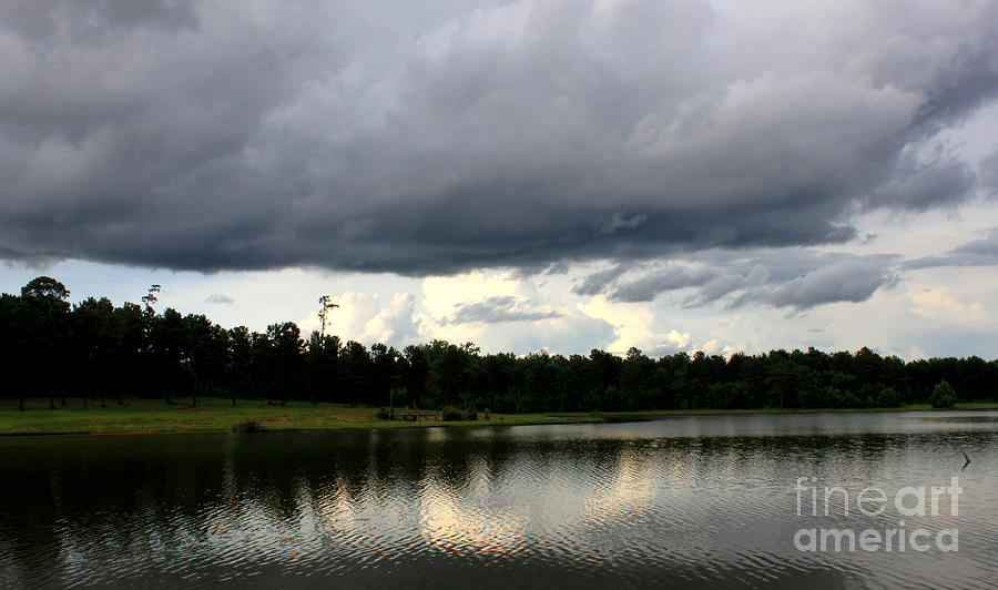 Stormy Skies Photograph