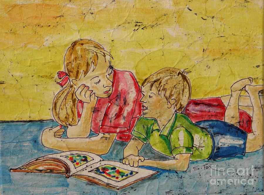 Story Time by Sandra Fox