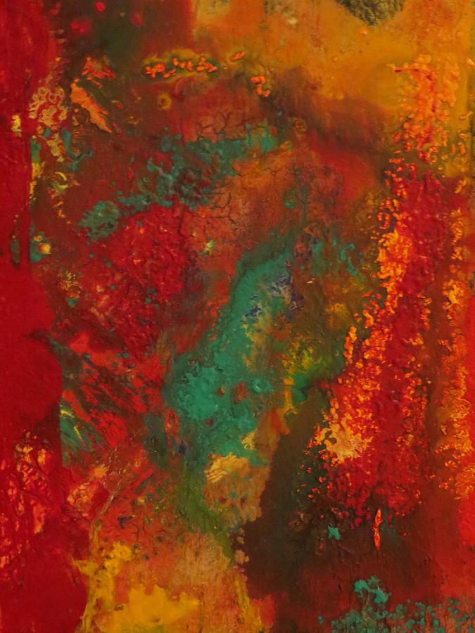 Streak Painting