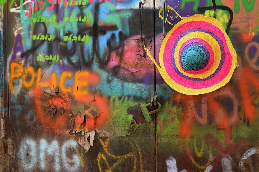 Colors Photograph - Street Colors by Izak Katz
