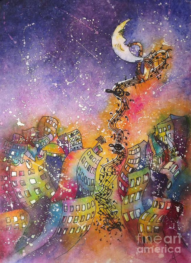 Street Dance by Carol Losinski Naylor