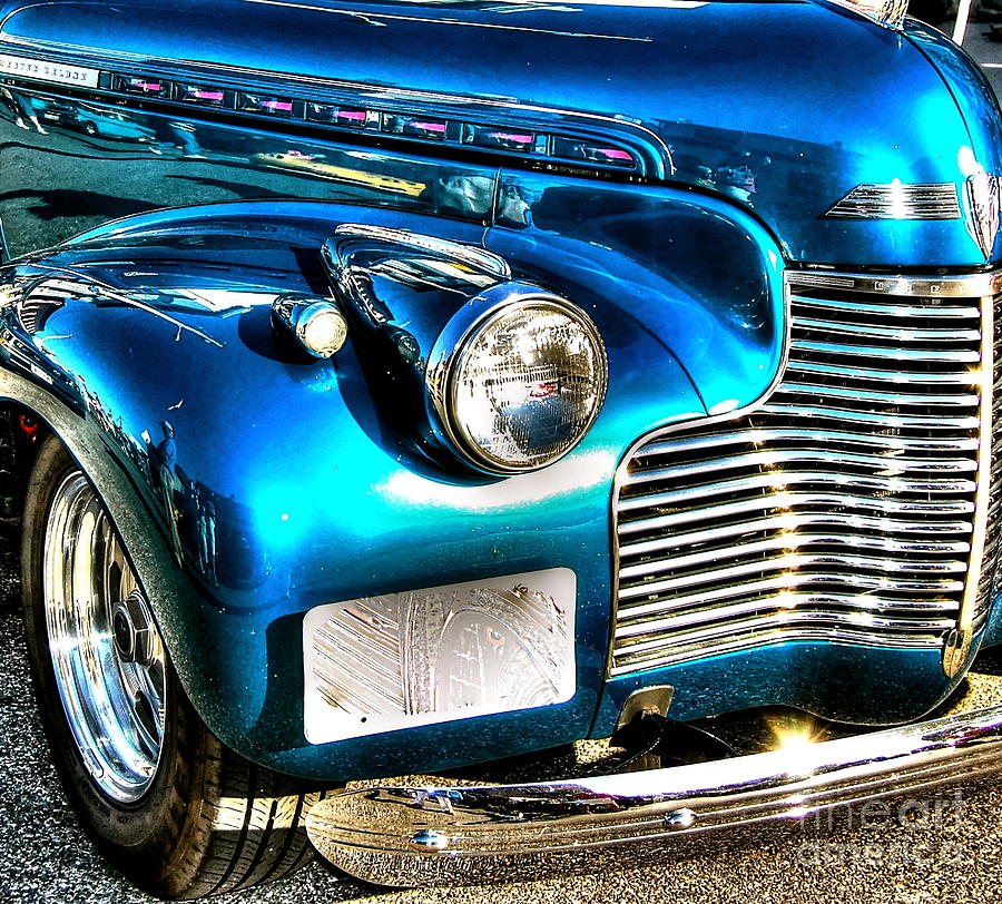 Car Photograph - Street Rod by Debbi Granruth