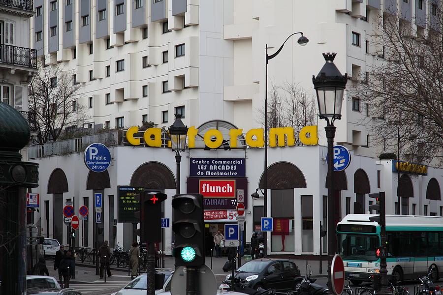 Paris Photograph - Street Scenes - Paris France - 011343 by DC Photographer